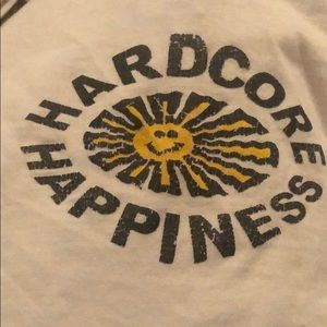UNIF Tops - Unif hardcore happiness baby T